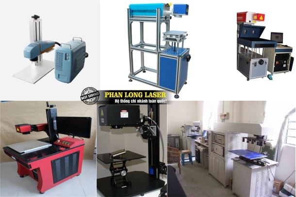 Địa chỉ Cho thuê các dòng máy cắt khắc laser tại Cần Thơ