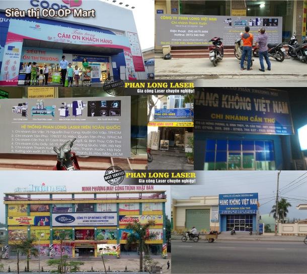 Địa chỉ làm biển quảng cáo hiflex giá rẻ tại Cần Thơ